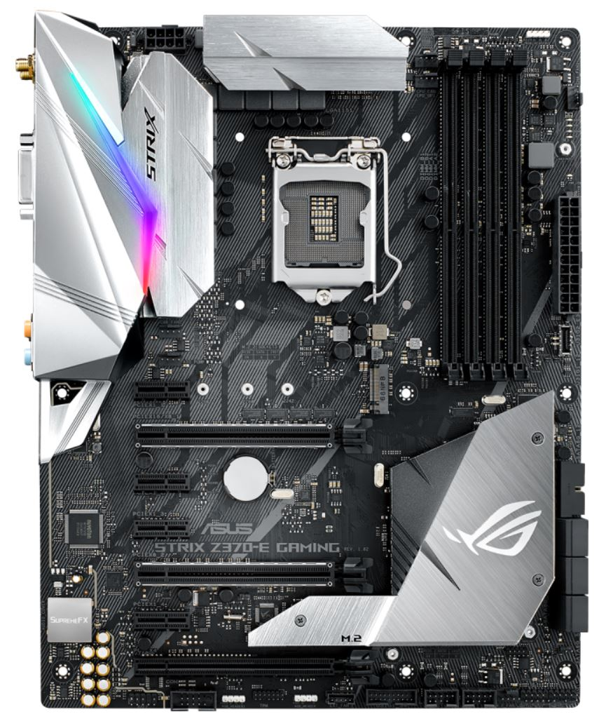 Asus ROG Strix Z370-E Gaming Review | bit-tech net