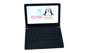 Olimex begins shipping Teres-I DIY laptop kit