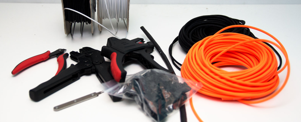 Cable Sleeving: An Introduction to the Tools and Materials