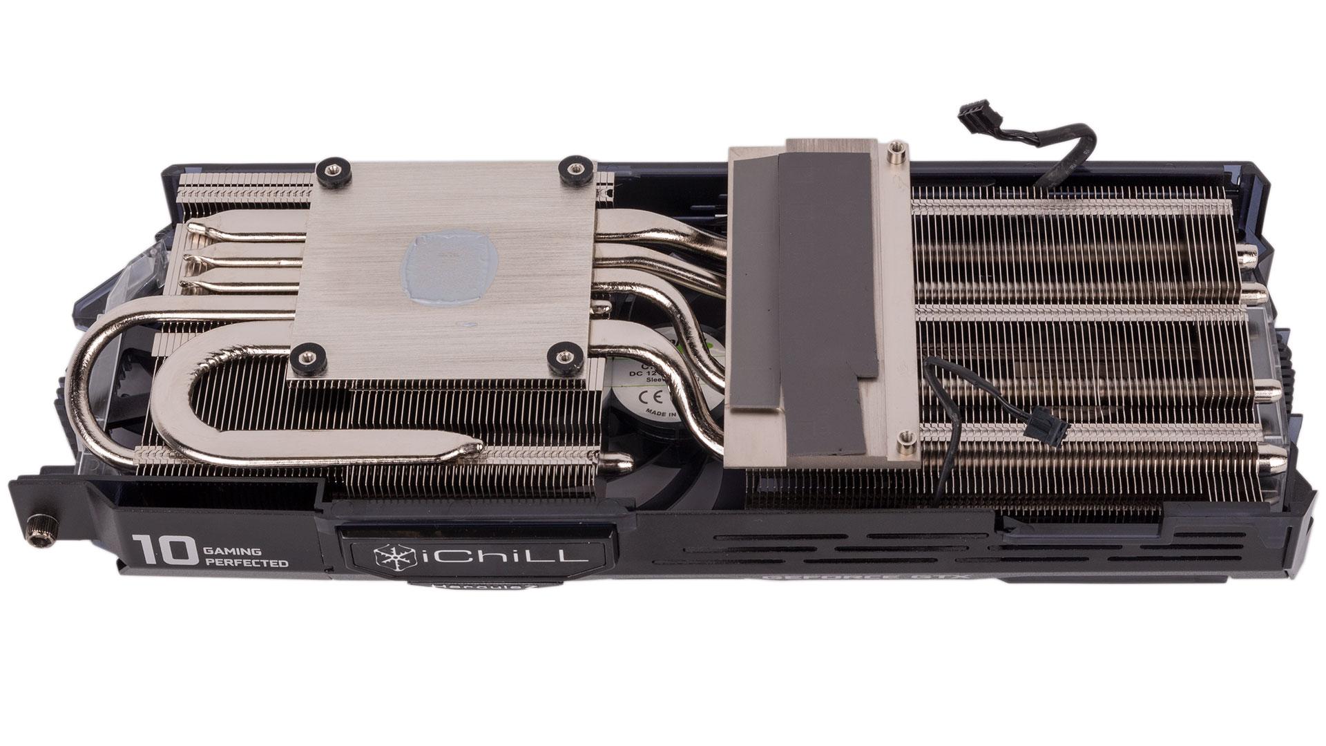 Inno3D GeForce GTX 1070 Ti iChill X3 Review | bit-tech net