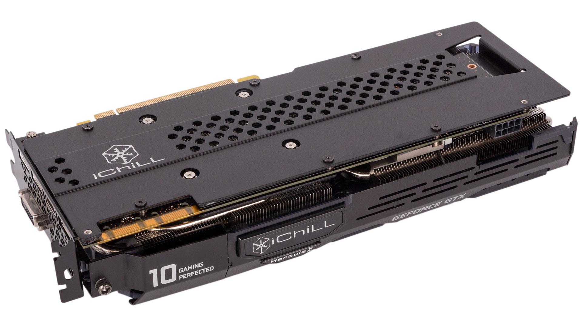 Inno3D GeForce GTX 1070 Ti iChill X3 Review   bit-tech net