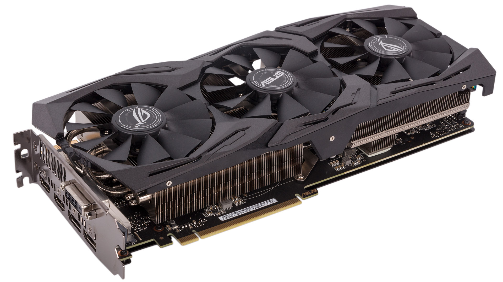 Asus GeForce GTX 1070 Ti ROG Strix Advanced Review | bit