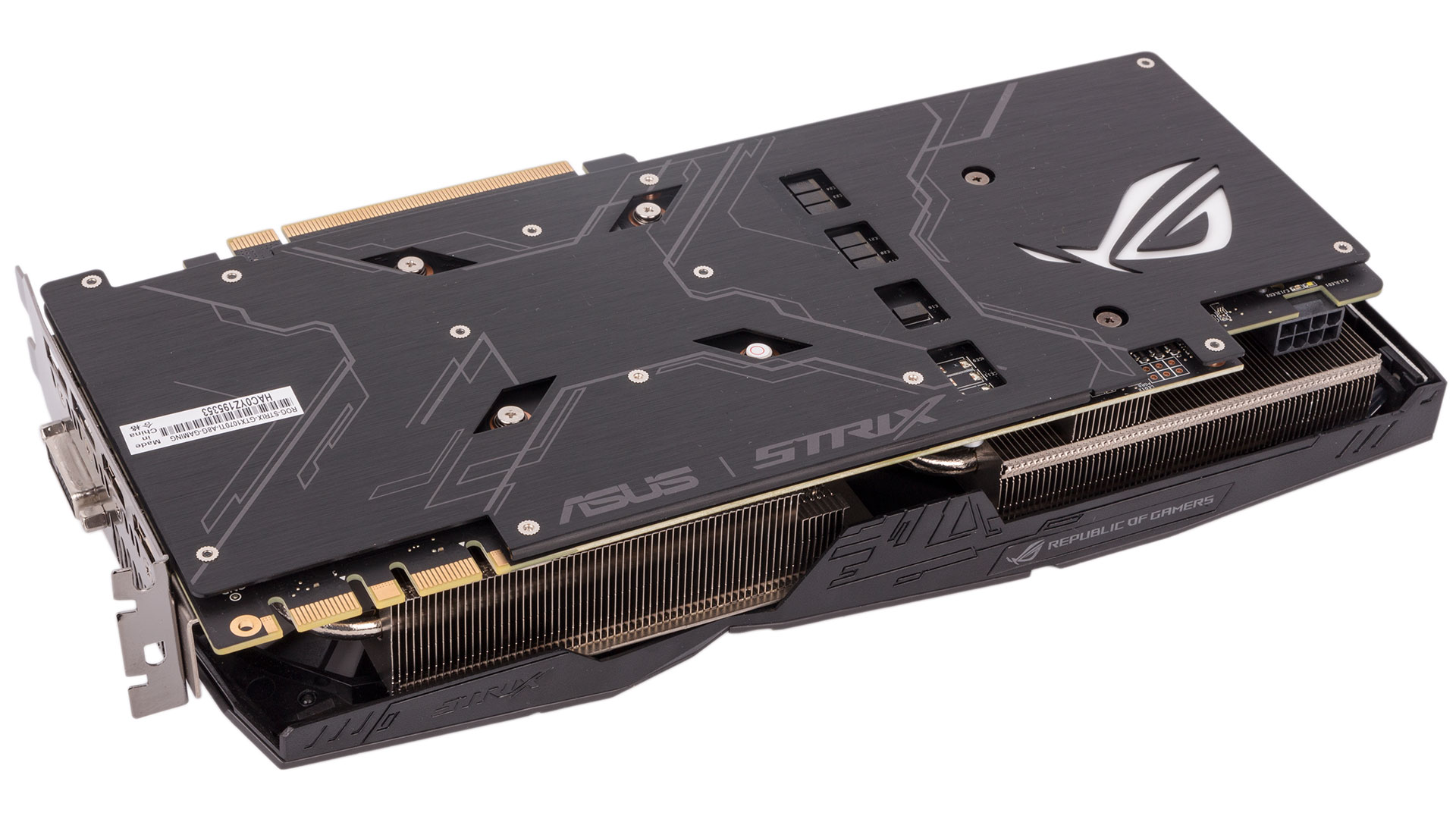 Asus GeForce GTX 1070 Ti ROG Strix Advanced Review | bit-tech net