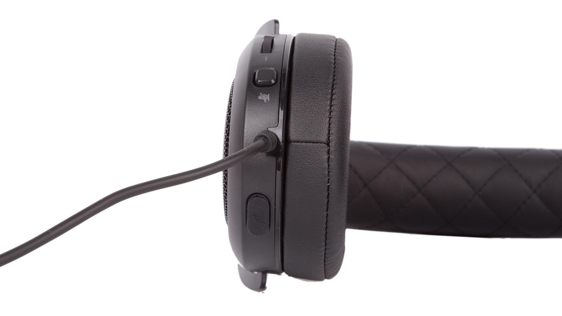 Corsair HS50 Stereo Review | bit-tech net