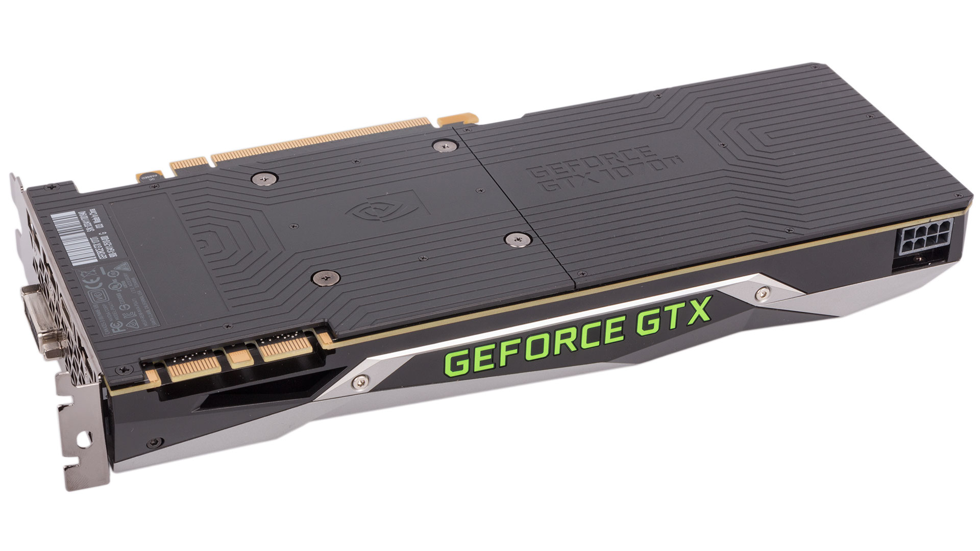 Nvidia GeForce GTX 1070 Ti Founders Edition Review | bit