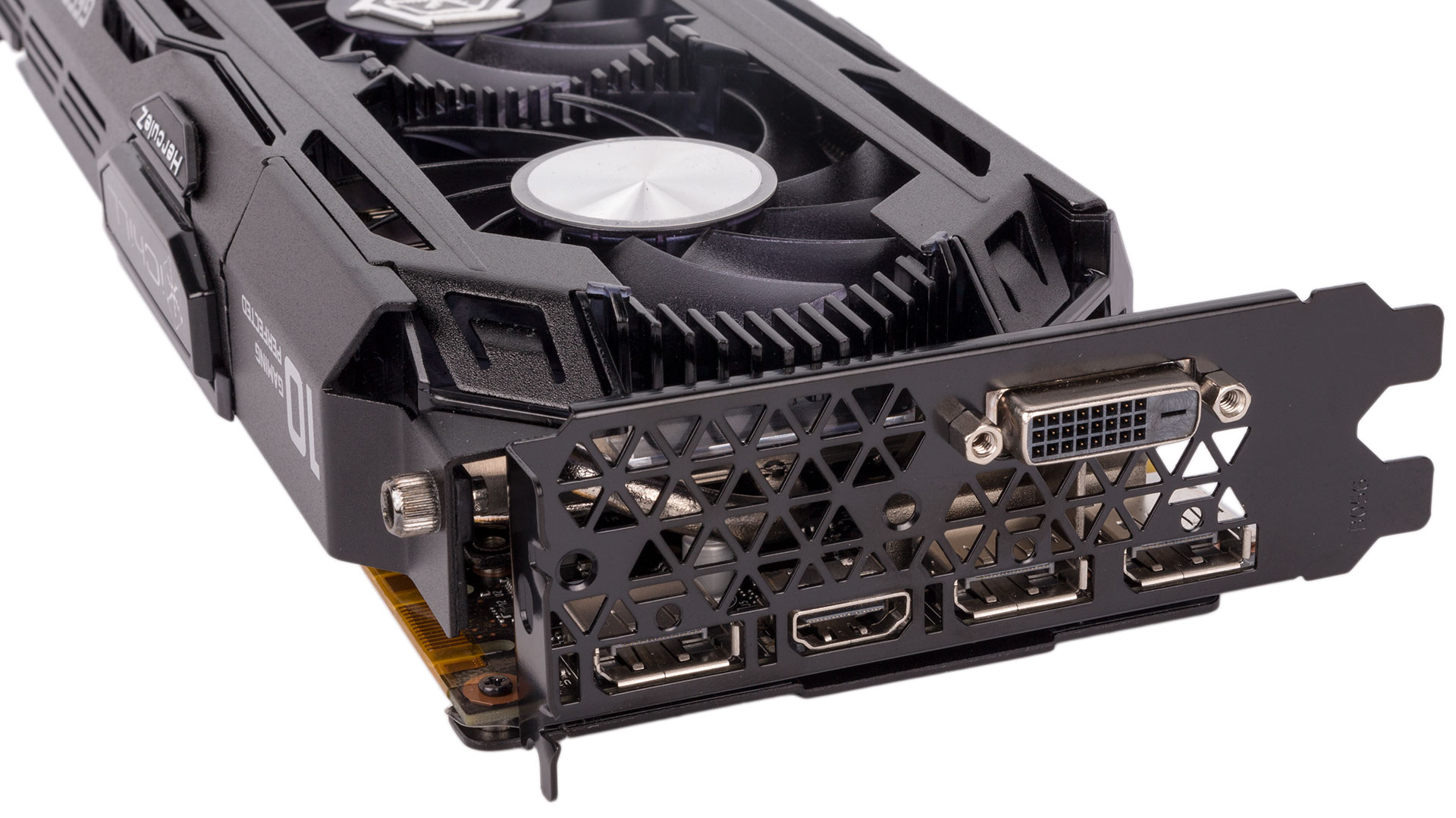 Inno3D GeForce GTX 1070 Ti iChill X3 Review | bit-tech net