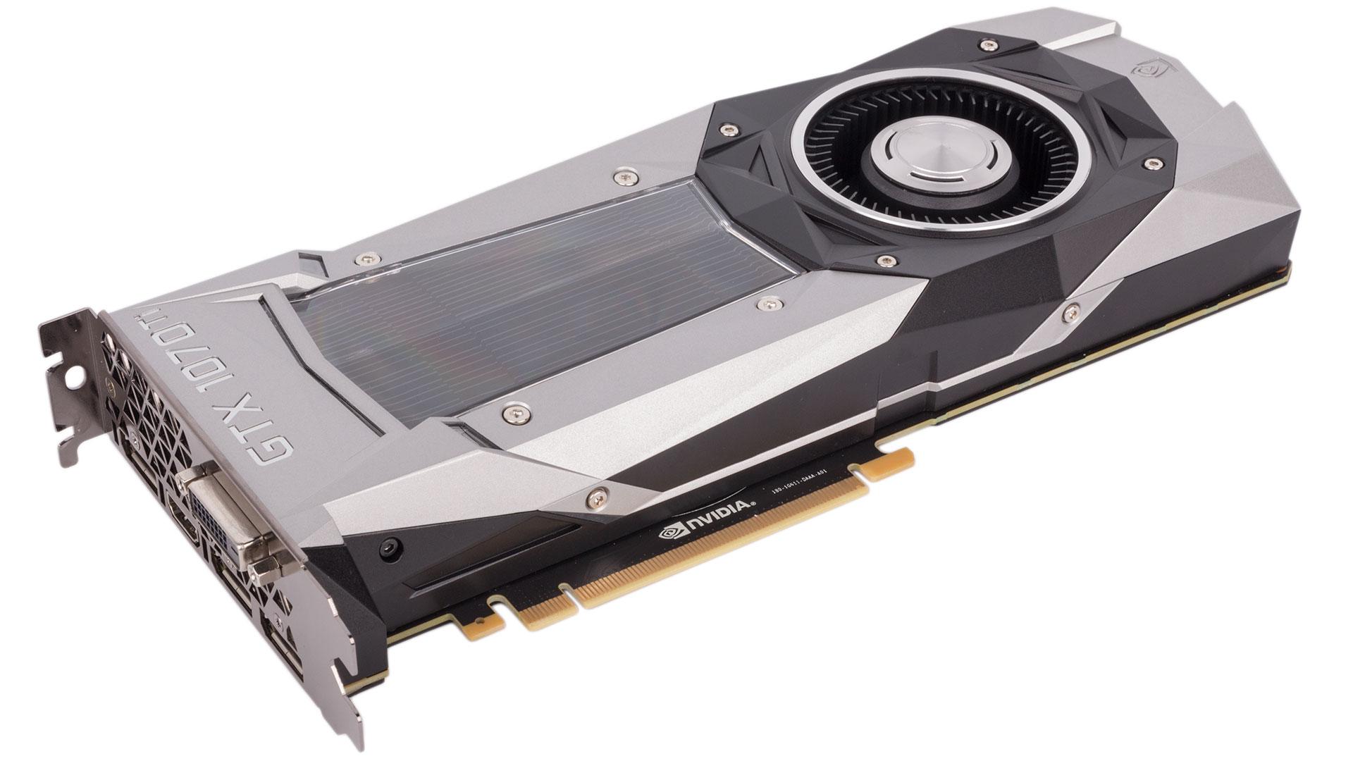 Nvidia GeForce GTX 1070 Ti Founders Edition Review | bit-tech net