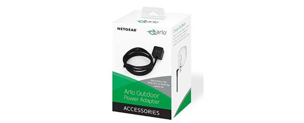 Netgear Recalls Arlo Camera Power Adapters Over Fire Risk