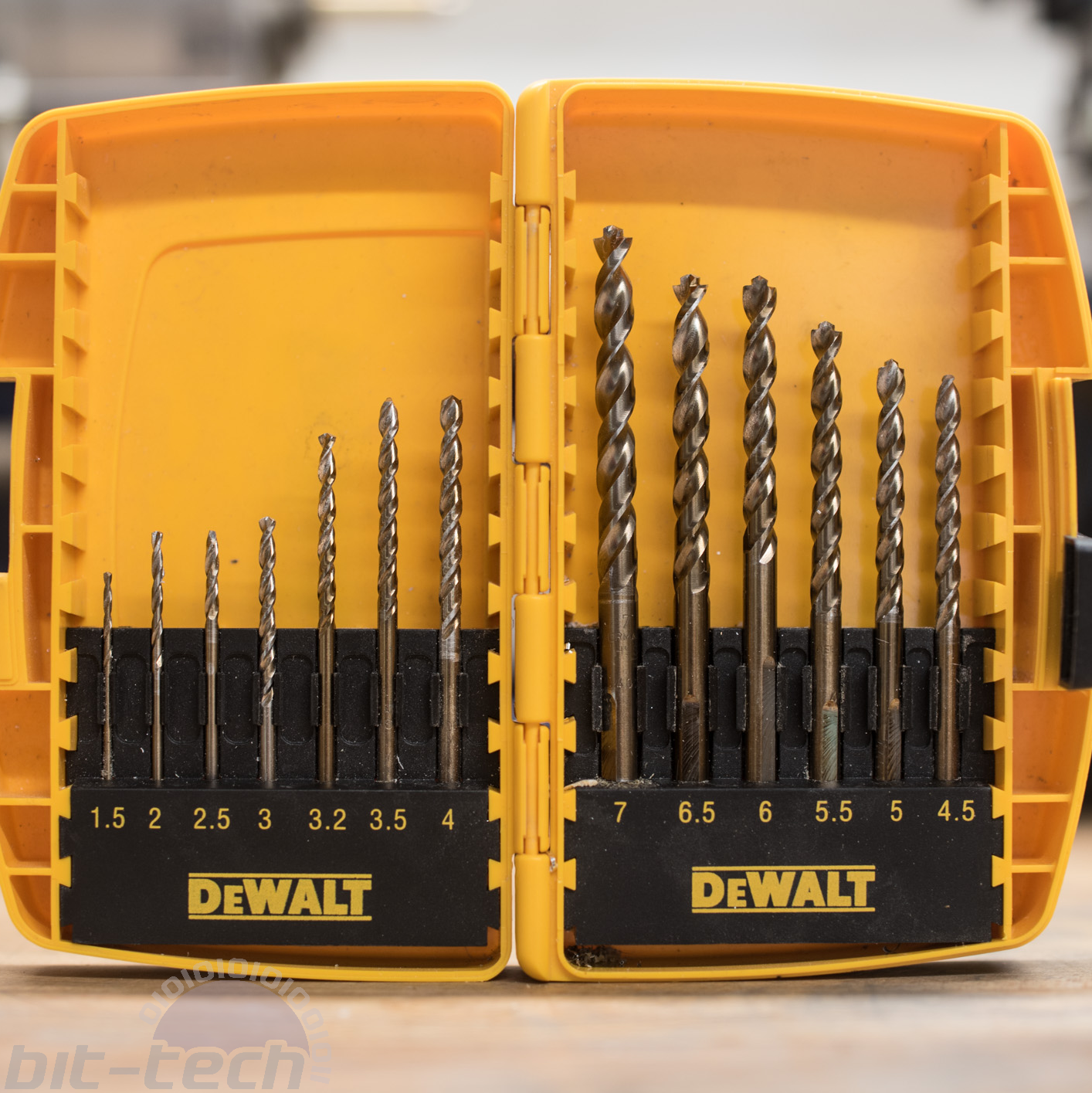 The Modding Toolbox: A Guide to Drill Bits | bit-tech net