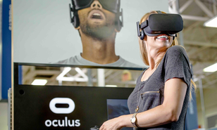 Oculus VR drops Rift and Touch bundle to £399