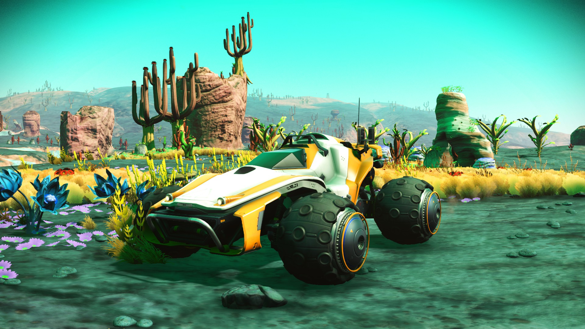 No Man's Sky has always been a highly photogenic game, and the photo mode  enables you ...