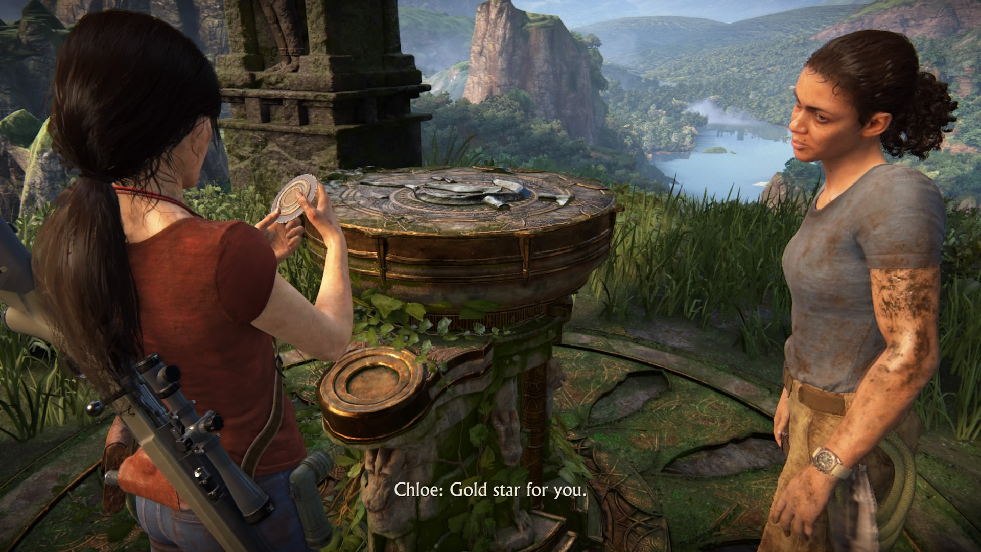 Uncharted The Lost Legacy Review Bit Tech Net