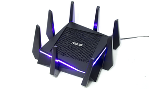 Modding an Asus RT-AC5300 Wireless Router