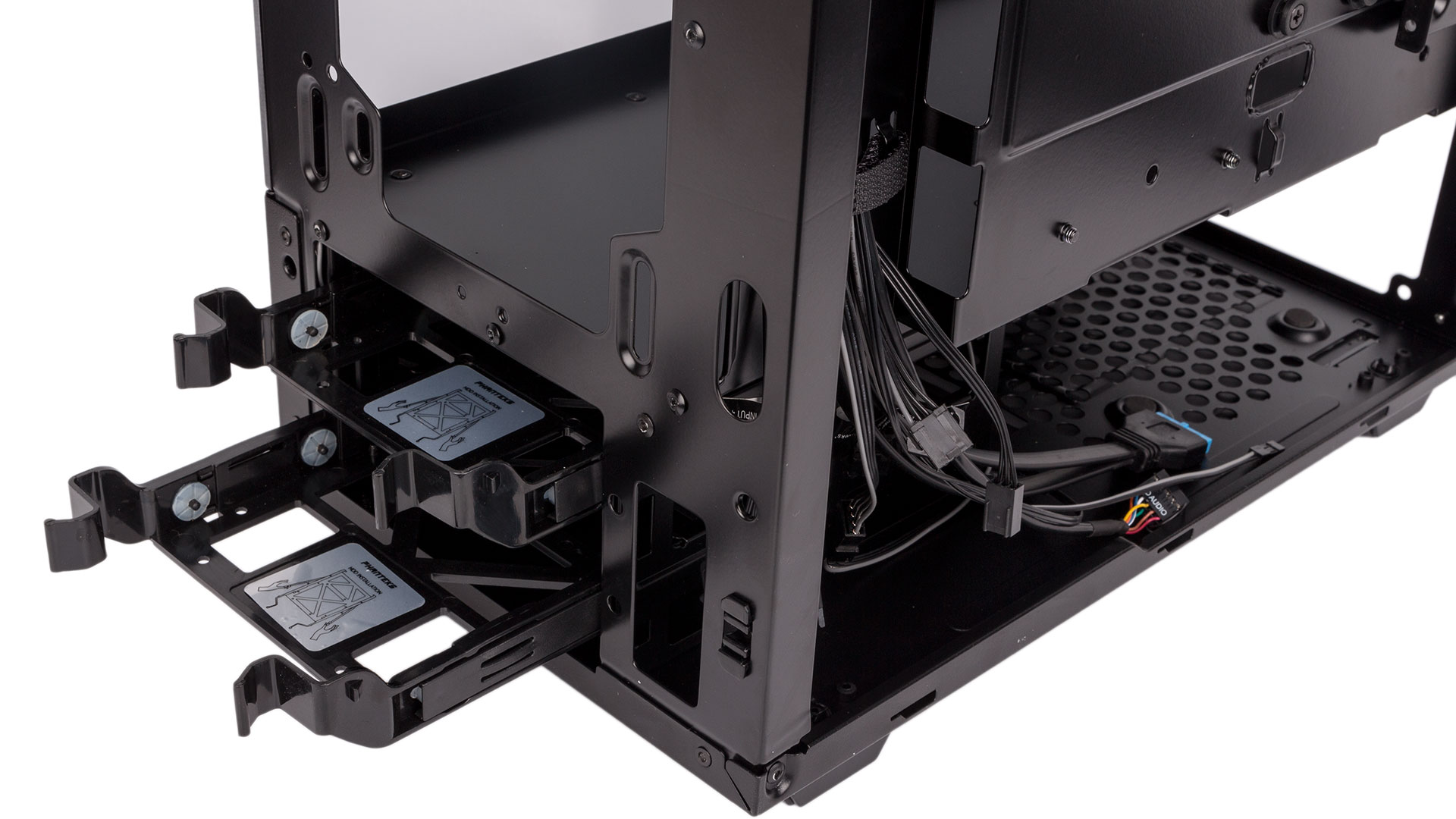 Question - Phanteks eclipse p300 what io connectors? | Tom's