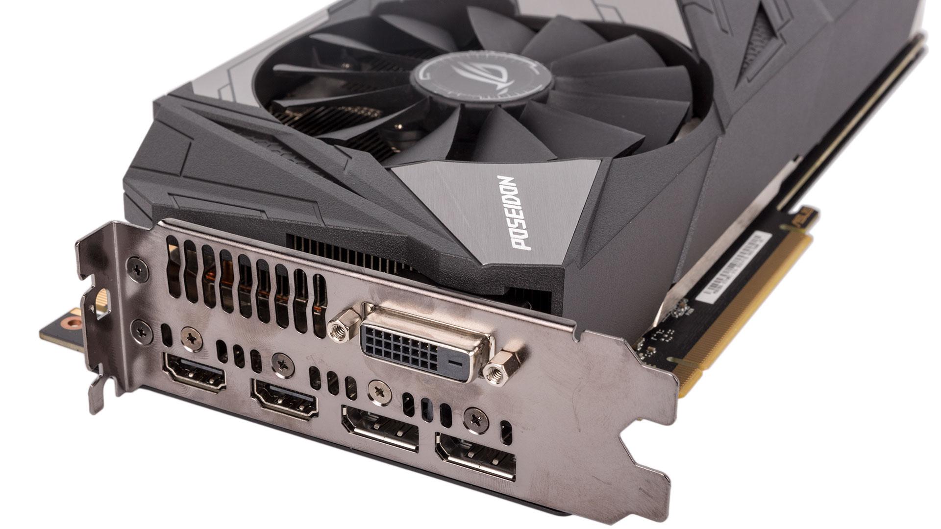 Asus GeForce GTX 1080 Ti ROG Poseidon Platinum Review | bit
