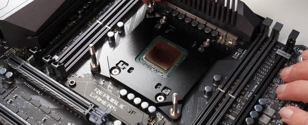 Skylake-X Direct Die Frame aims for safer IHS-free cooling | bit ...