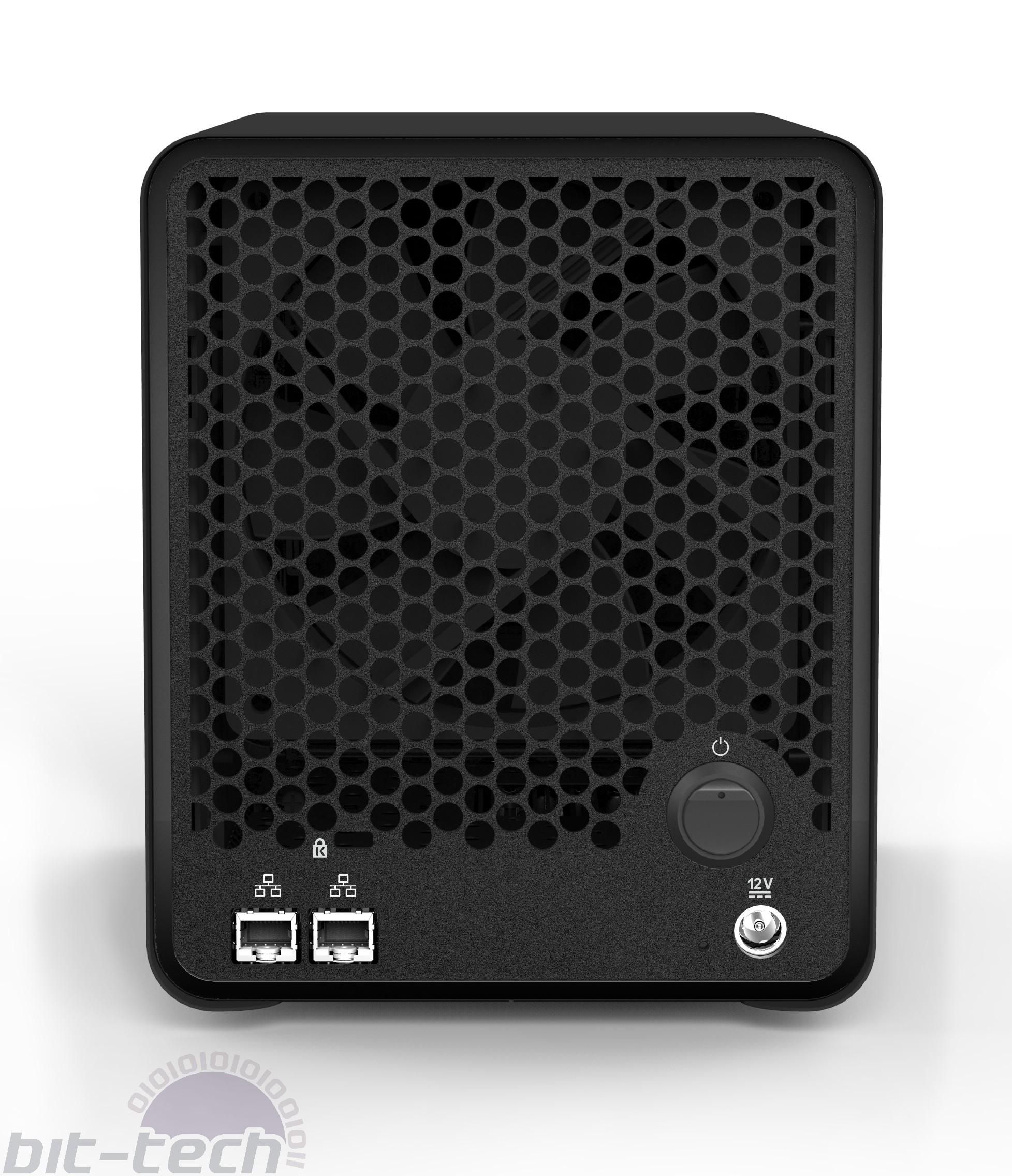 Drobo 5N2 Review   bit-tech net