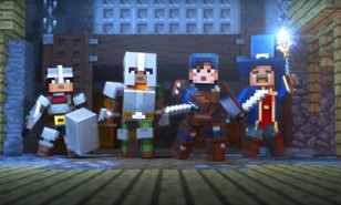 Mojang announces Minecraft: Dungeons
