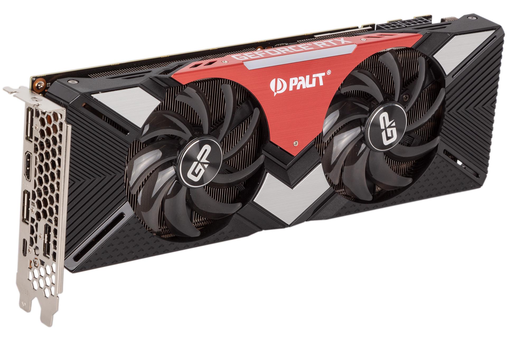 Palit GeForce RTX 2070 Dual Review | bit-tech net