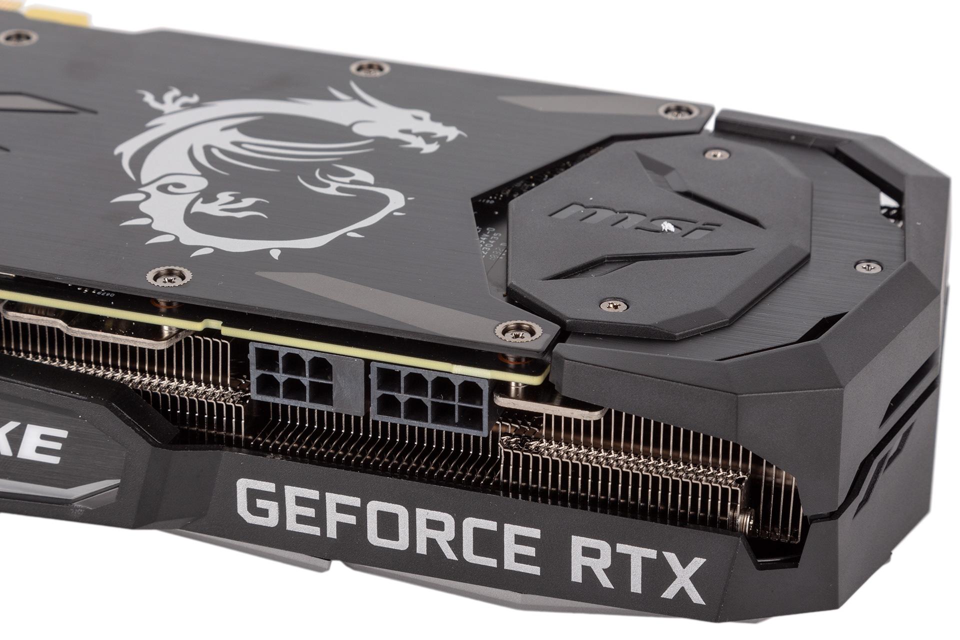 MSI GeForce RTX 2080 Duke OC Review | bit-tech net