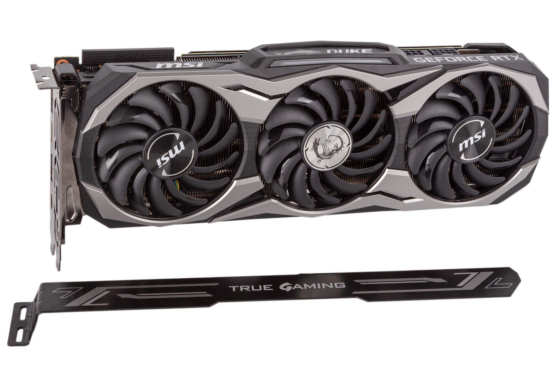 MSI GeForce RTX 2080 Duke OC Review | bit-tech net