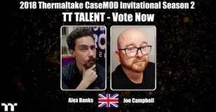 TT Talent 2018 - Support our Lads!