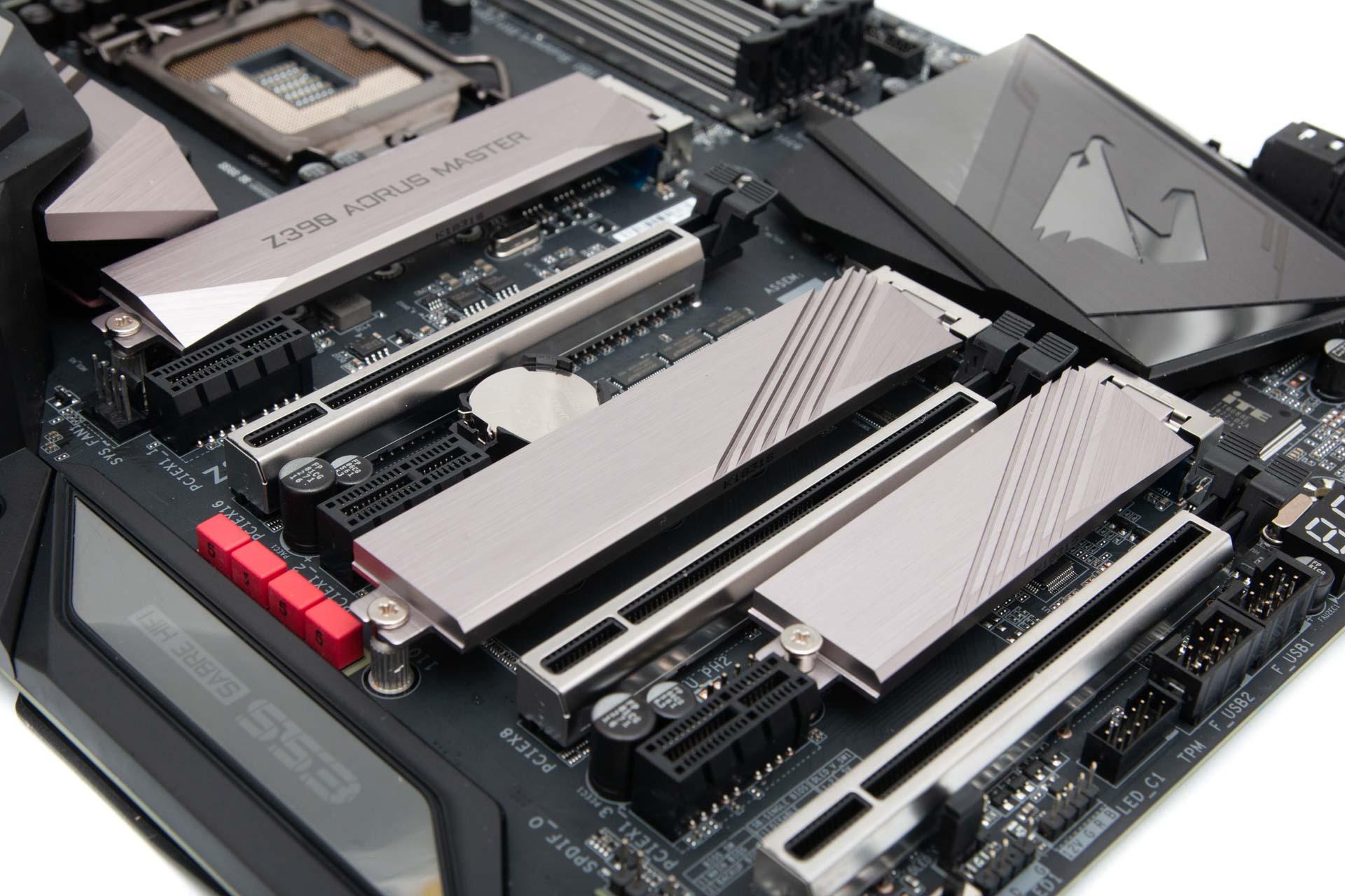 Gigabyte Z390 Aorus Master | bit-tech net
