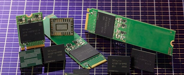 SK Hynix announces '4D' 512Gb NAND flash