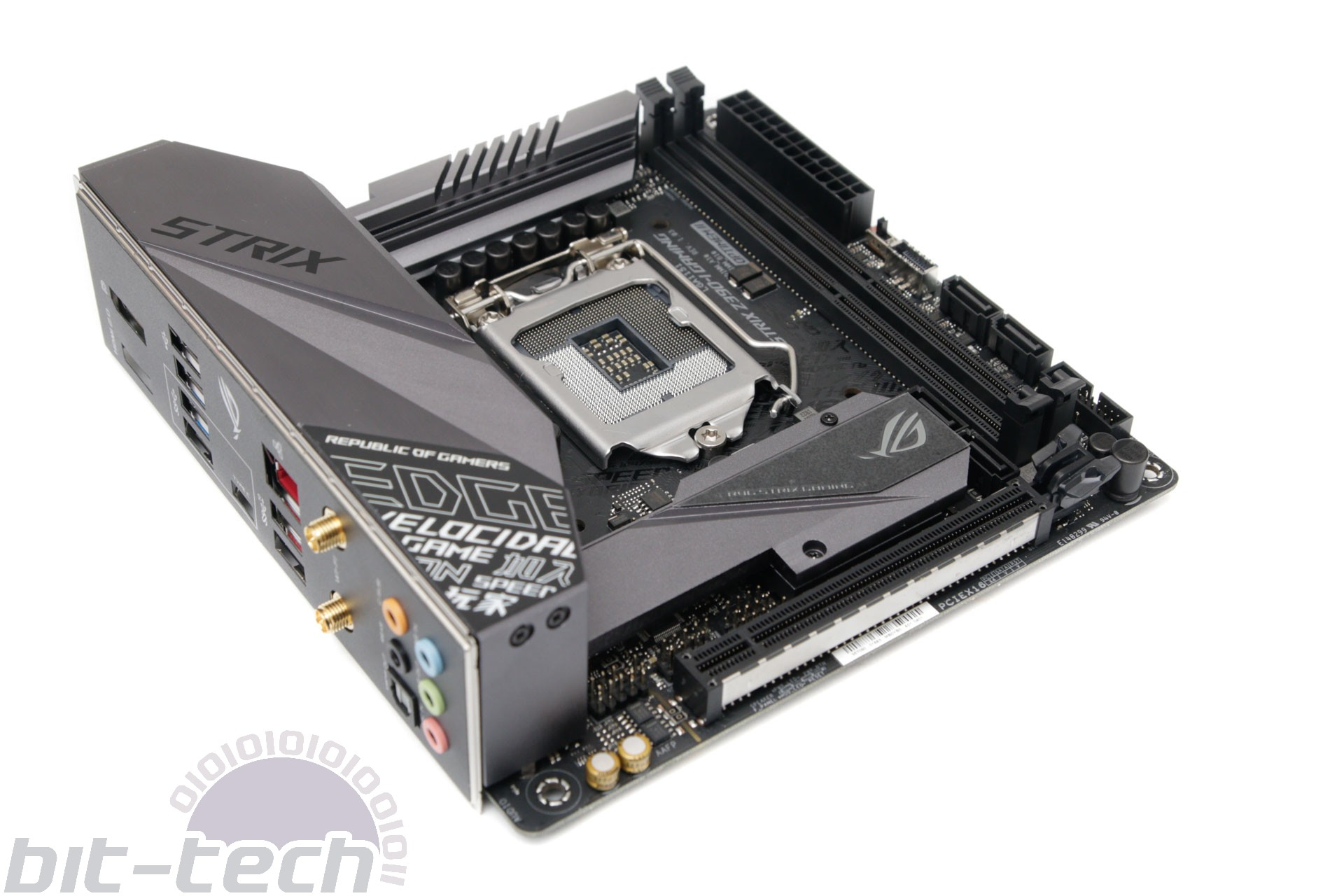 Asus ROG Strix Z390-I Gaming Review | bit-tech net