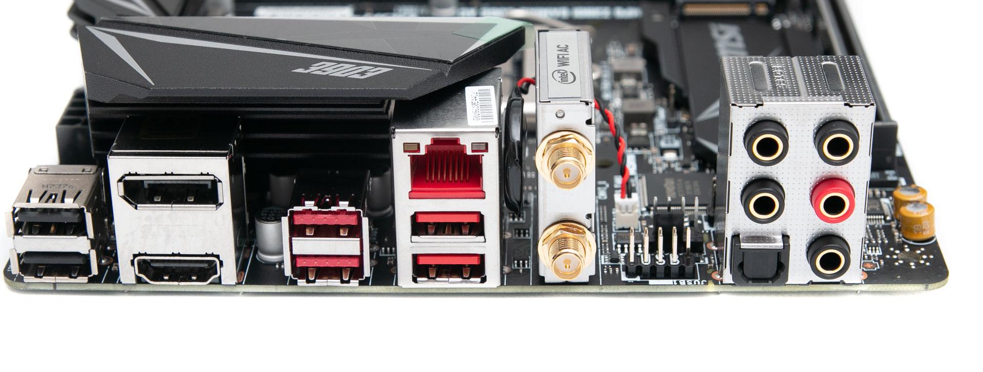 MSI MPG Z390I Gaming Edge AC Review | bit-tech net