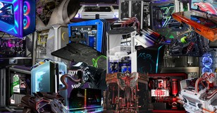 bit-tech Mod of the Year 2018 in Association with Corsair