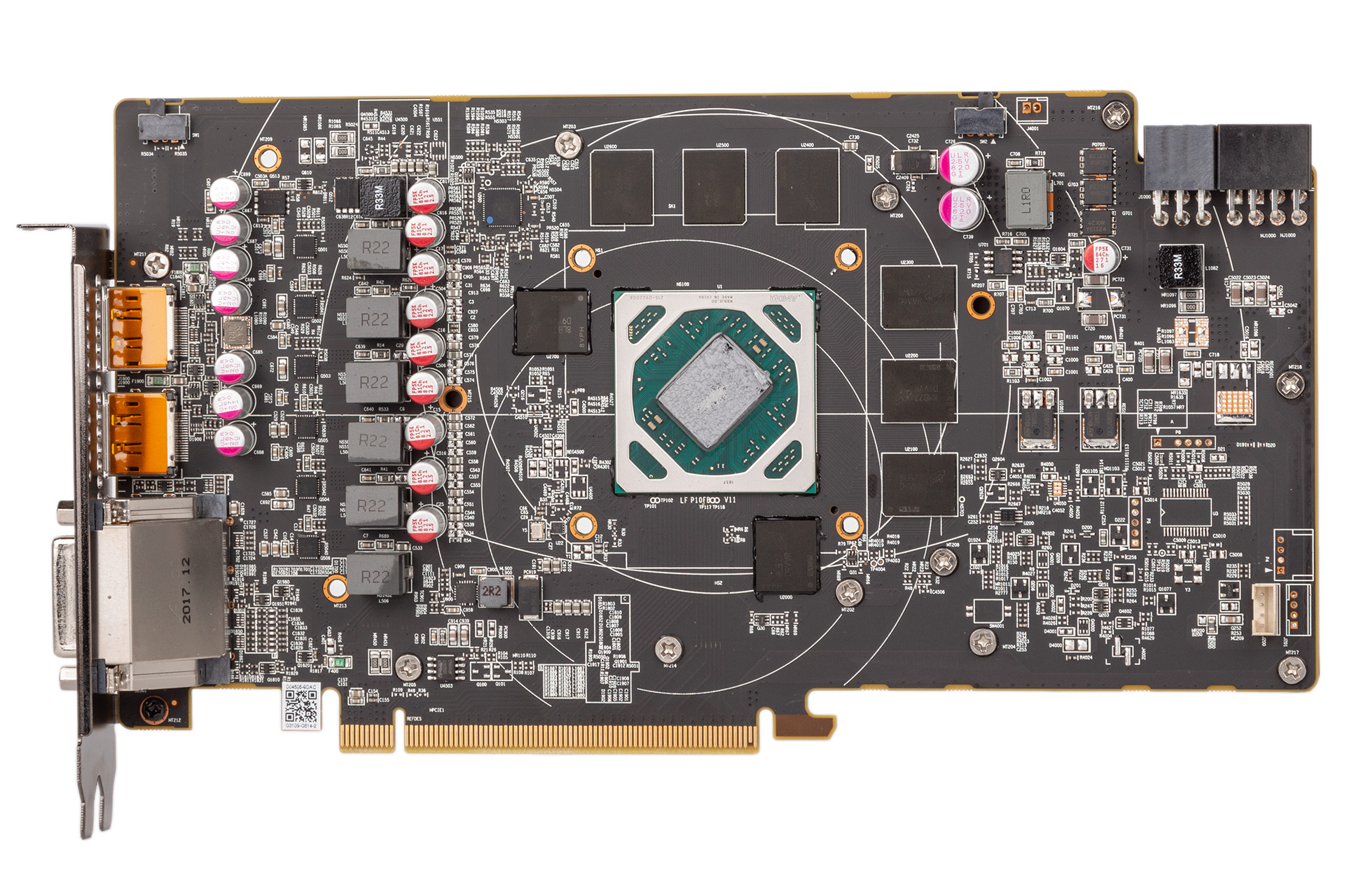 PowerColor Radeon RX 590 Red Devil Review   bit-tech net