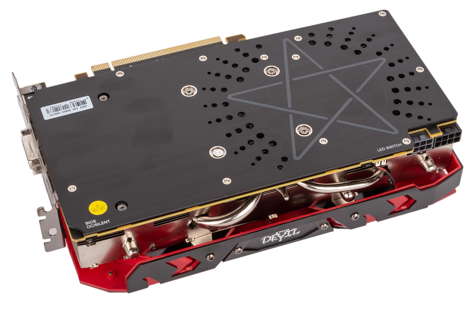 PowerColor Radeon RX 590 Red Devil Review | bit-tech net