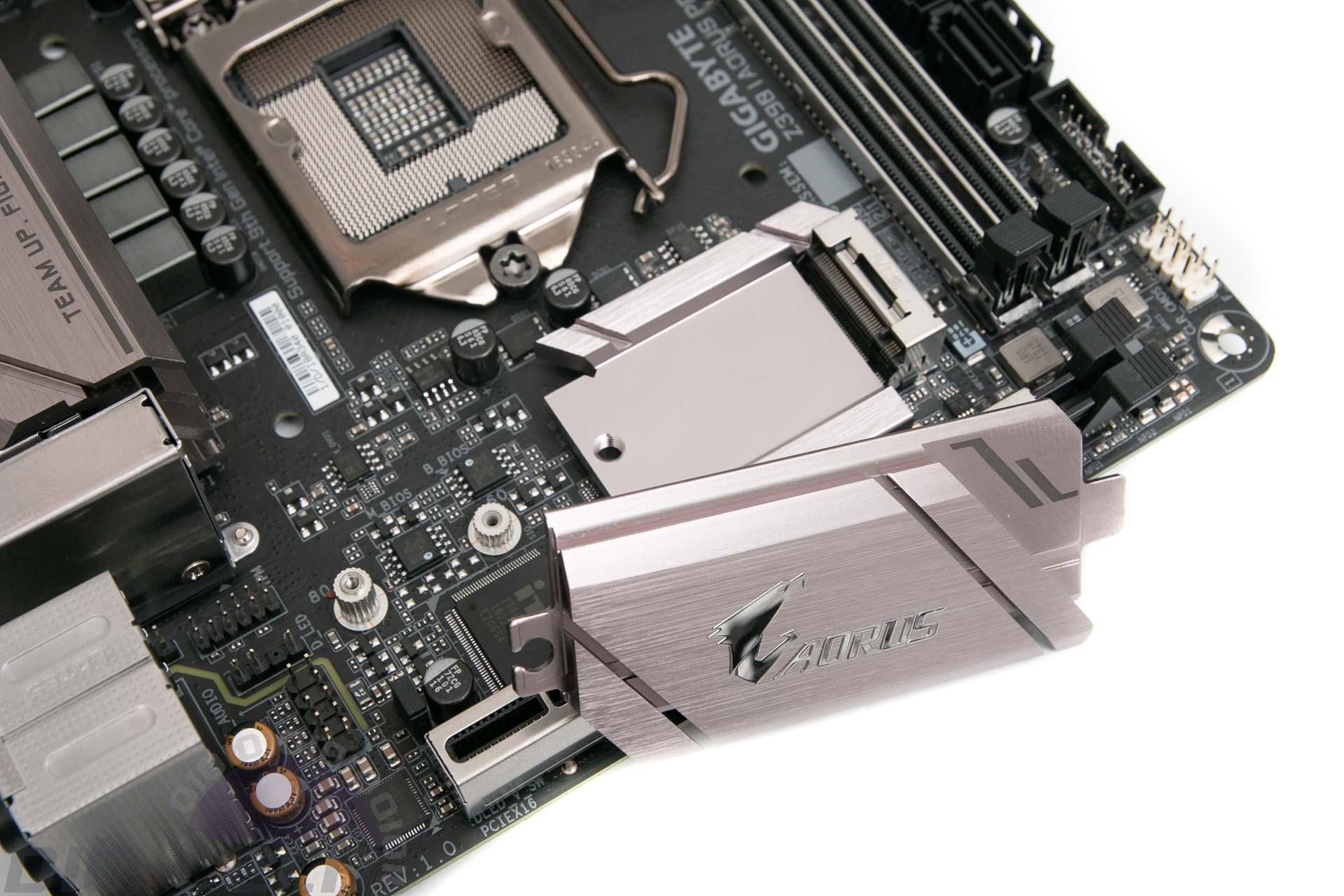 Gigabyte Z390 I Aorus Pro WiFi Review | bit-tech net