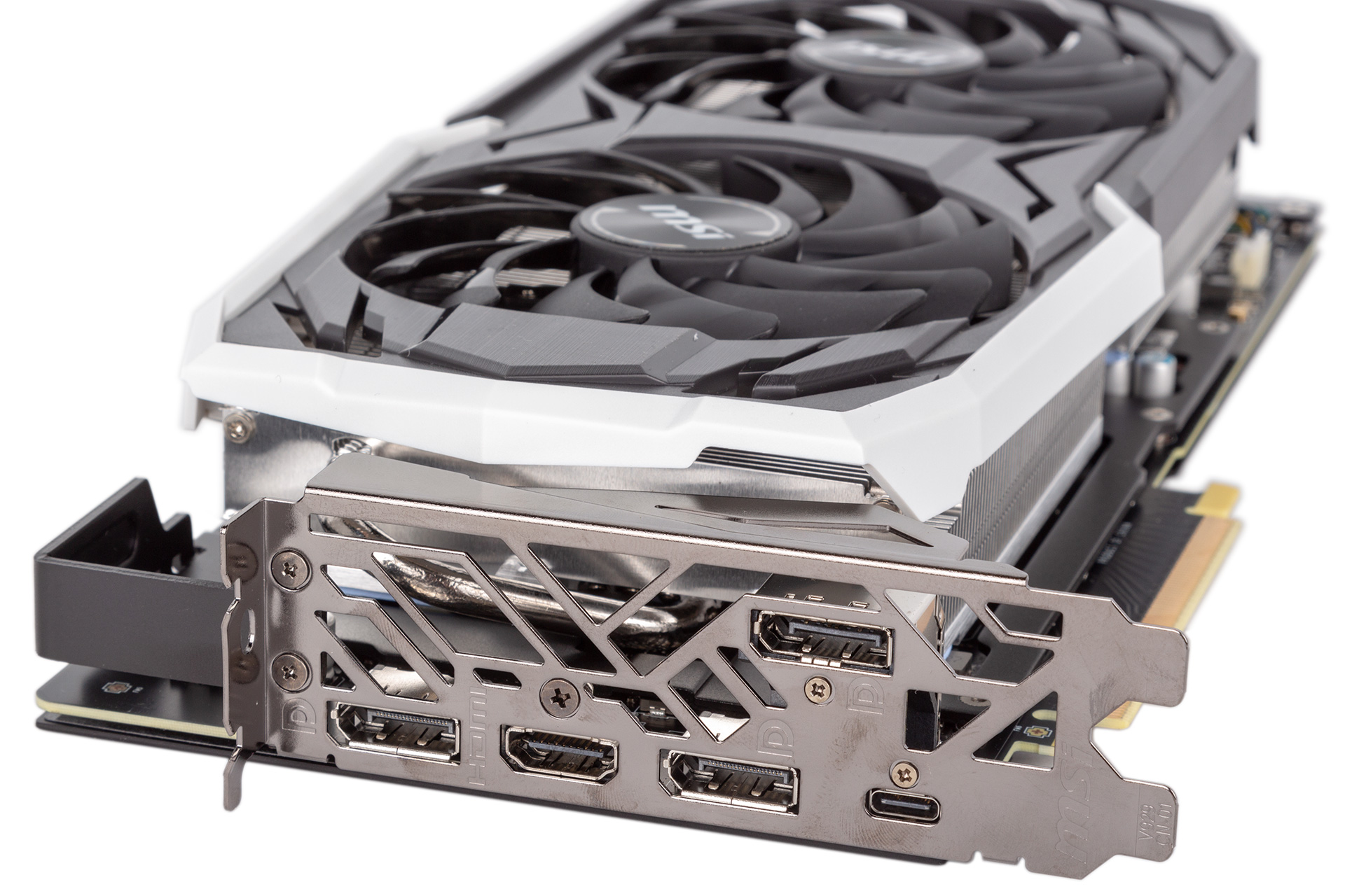 MSI GeForce RTX 2070 Armor Review | bit-tech net