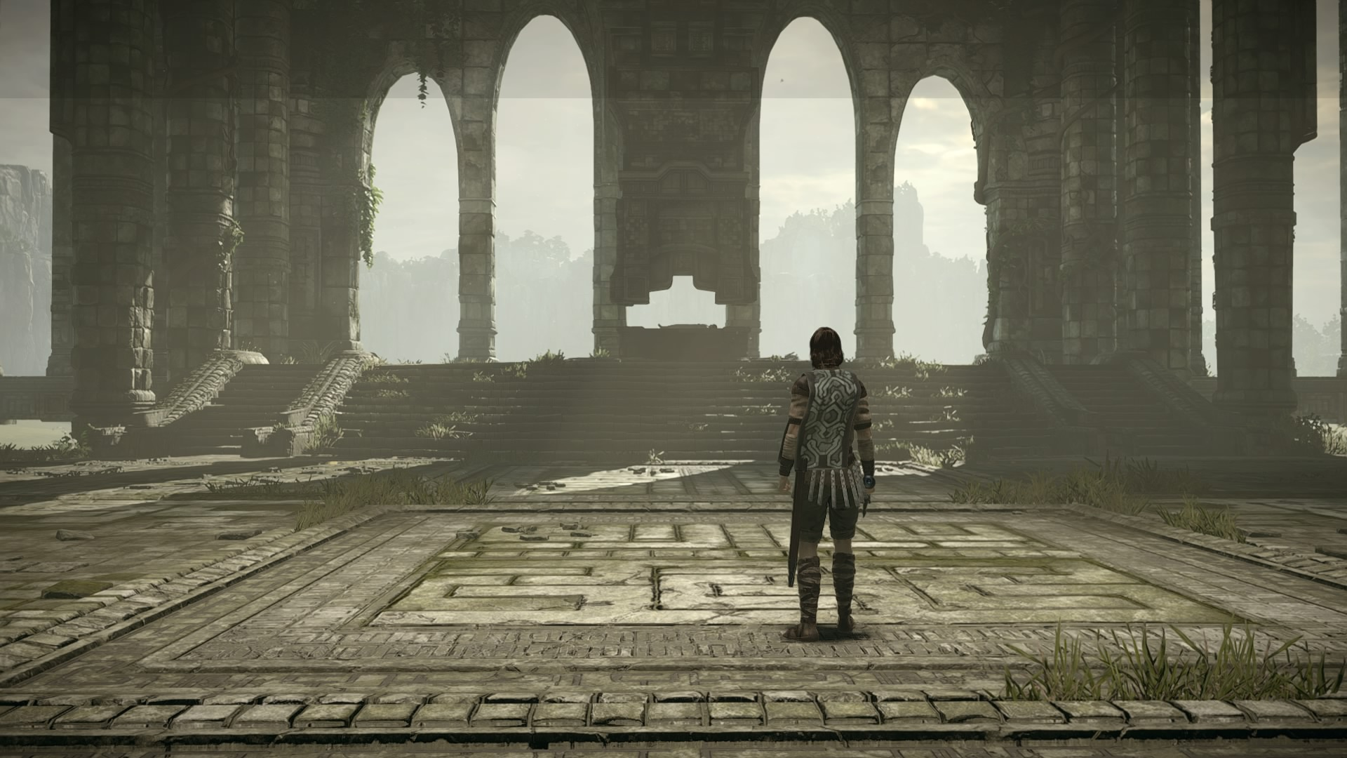 Shadow Of The Colossus Is A Game Filled With Wonders 16 Them If Were Being Specific Its Wonderful At Tonal Level Too