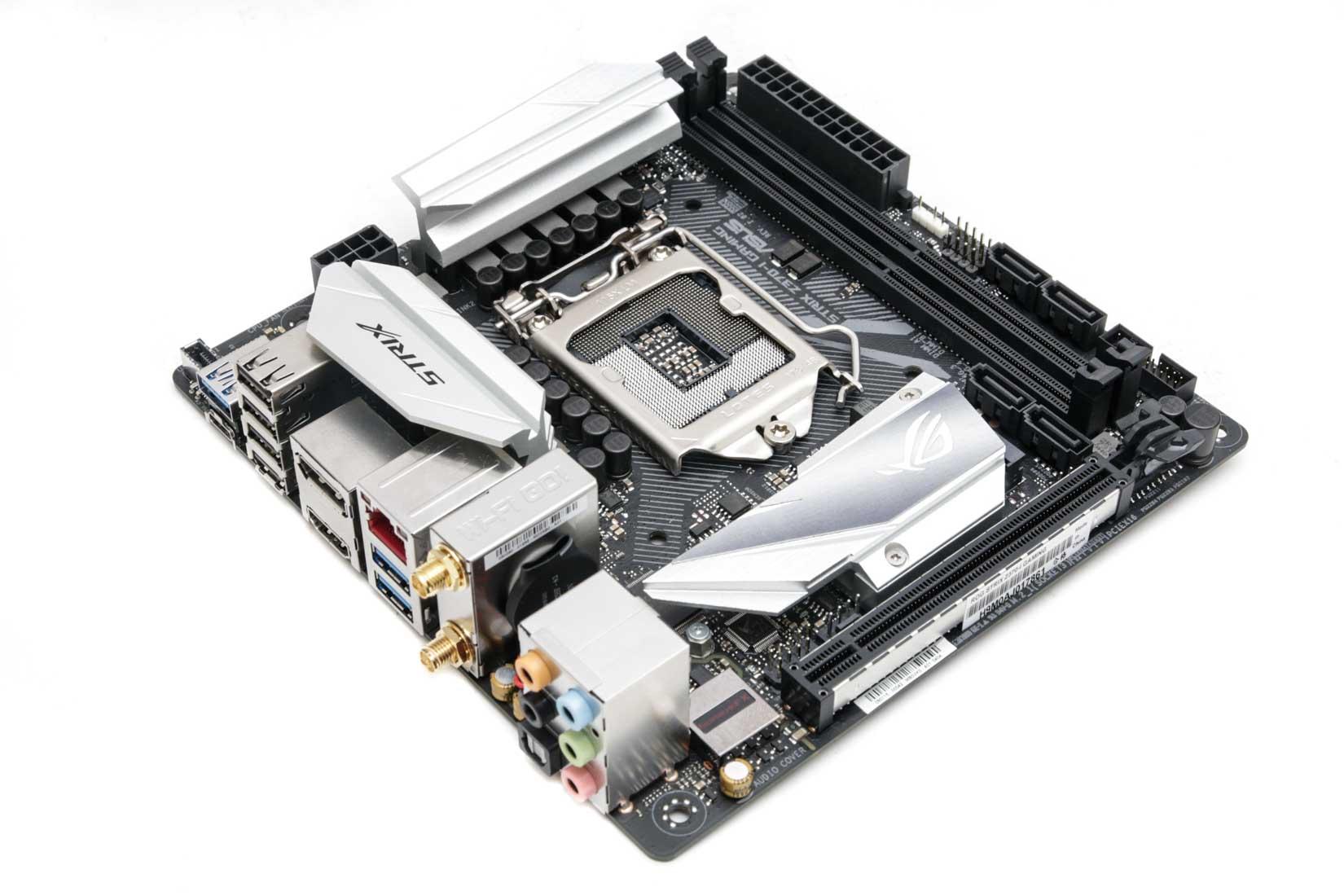Asus ROG Strix Z370-I Gaming Review | bit-tech net