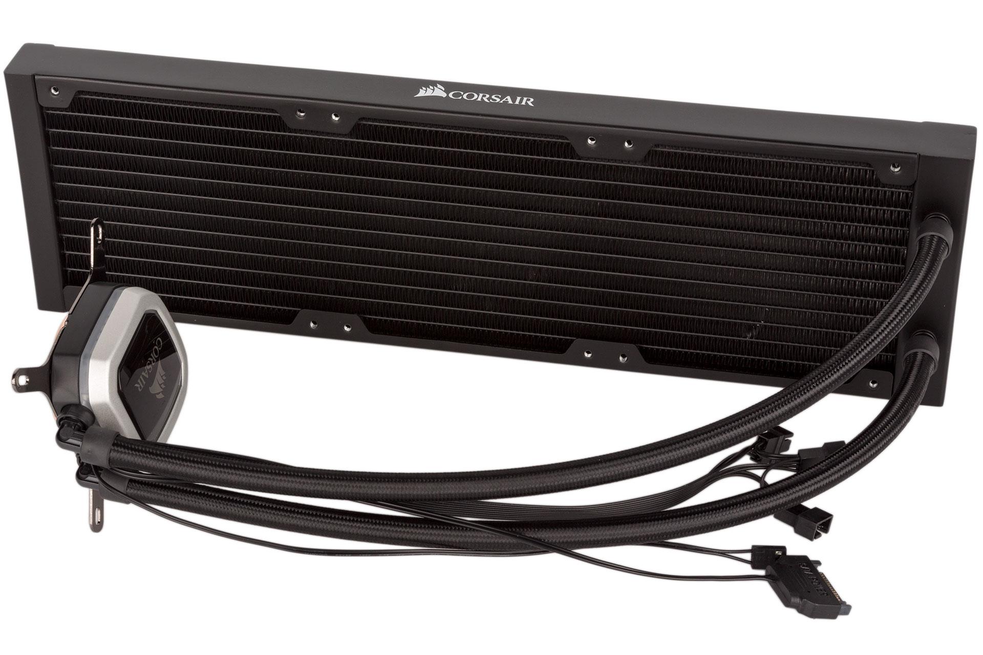 Corsair Hydro Series H150i Pro RGB and H115i Pro RGB Reviews | bit