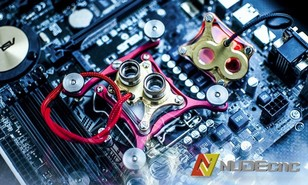 Ncore tool-free direct-die water block hits Kickstarter