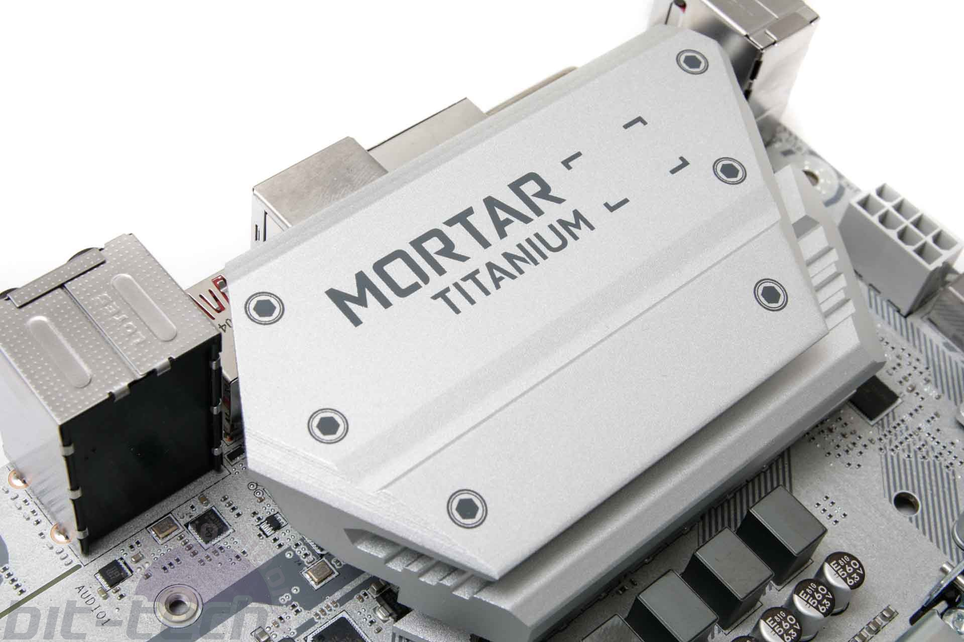 MSI B360M Mortar Titanium Review   bit-tech net