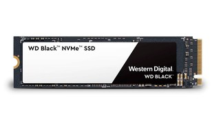 Western Digital announces Black NVMe SSD family