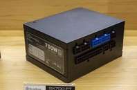 SilverStone reveals 700W SFX PSU, new cases