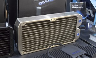 Alphacool shows off latest water-cooling gear