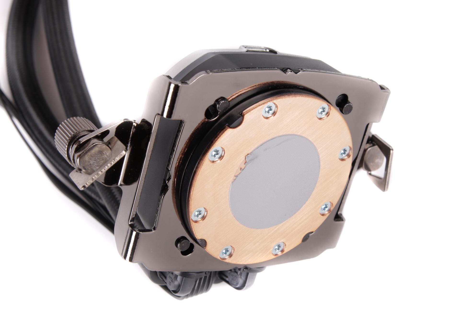 Corsair H100i Pro RGB Review | bit-tech net