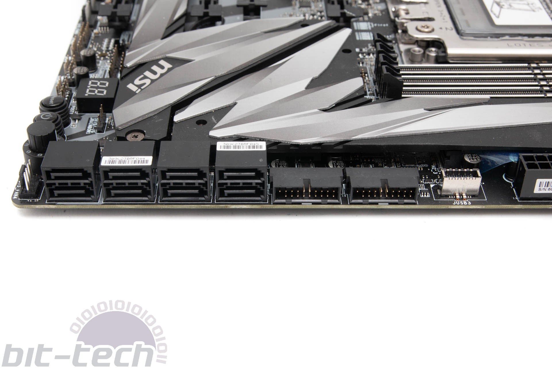 MSI MEG X399 Creation Review | bit-tech net