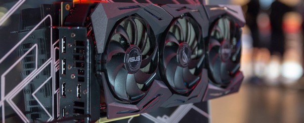 Asus shows off ROG Strix RTX 2080