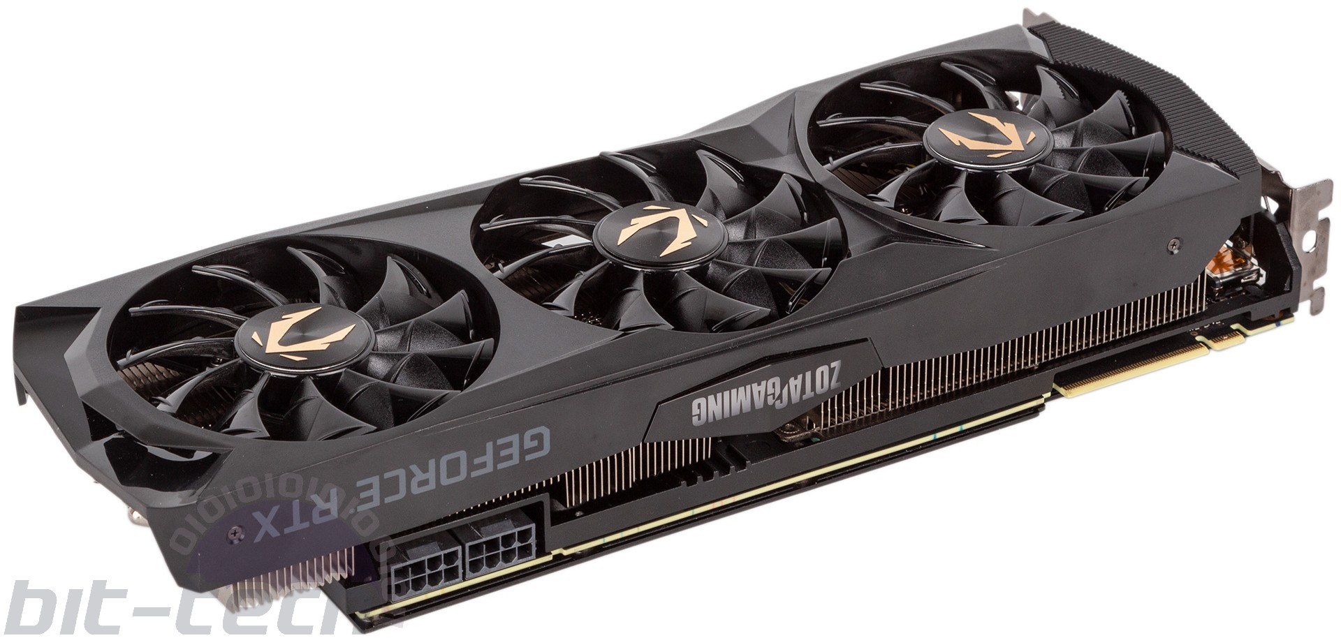 Zotac Gaming Geforce Rtx 2080 Ti Amp Review Bit Tech Net