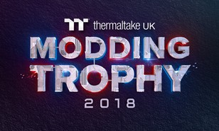 Join us at the Thermaltake UK Modding Trophy 2018!