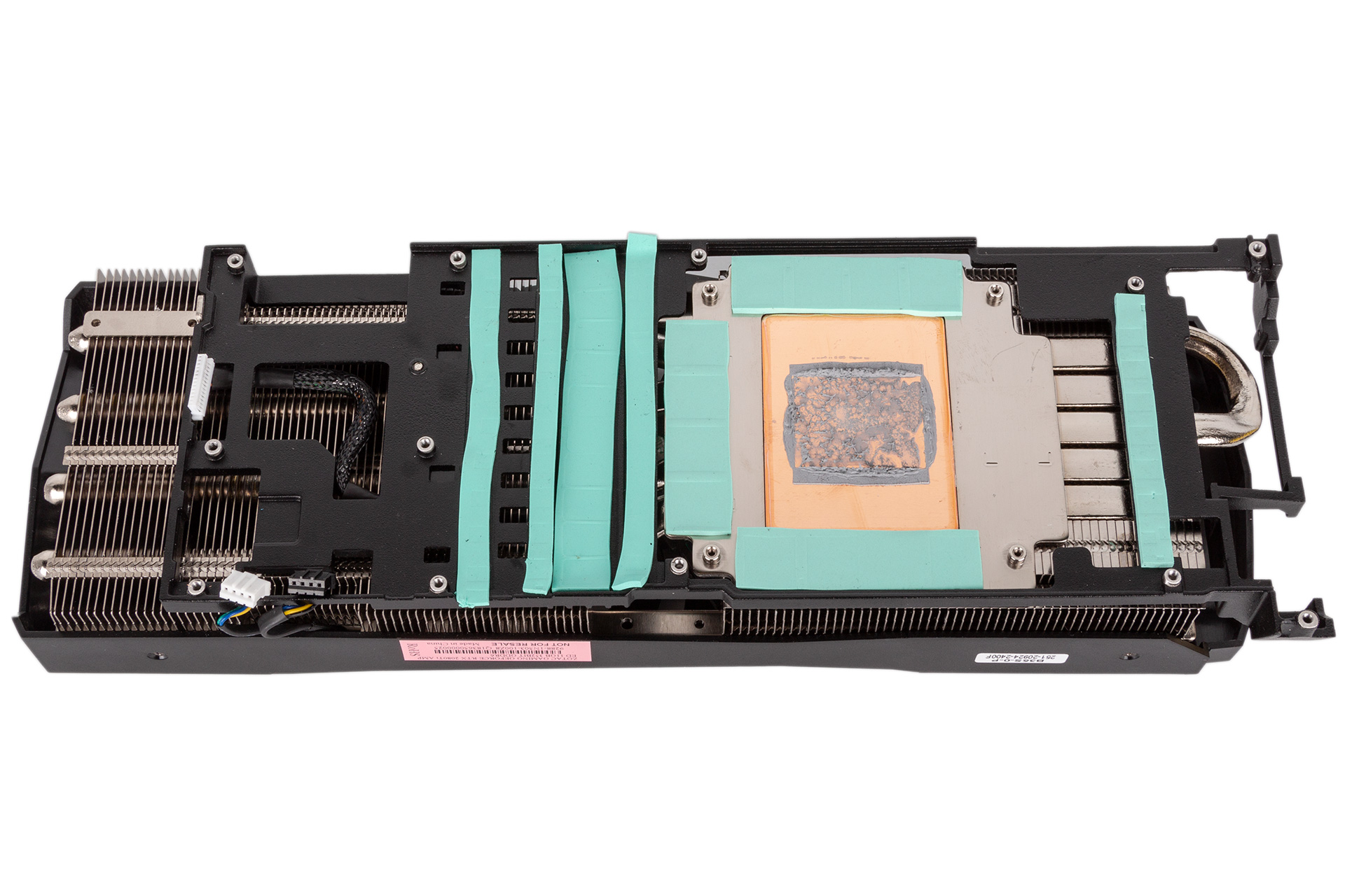 Zotac Gaming GeForce RTX 2080 Ti Amp Review   bit-tech net
