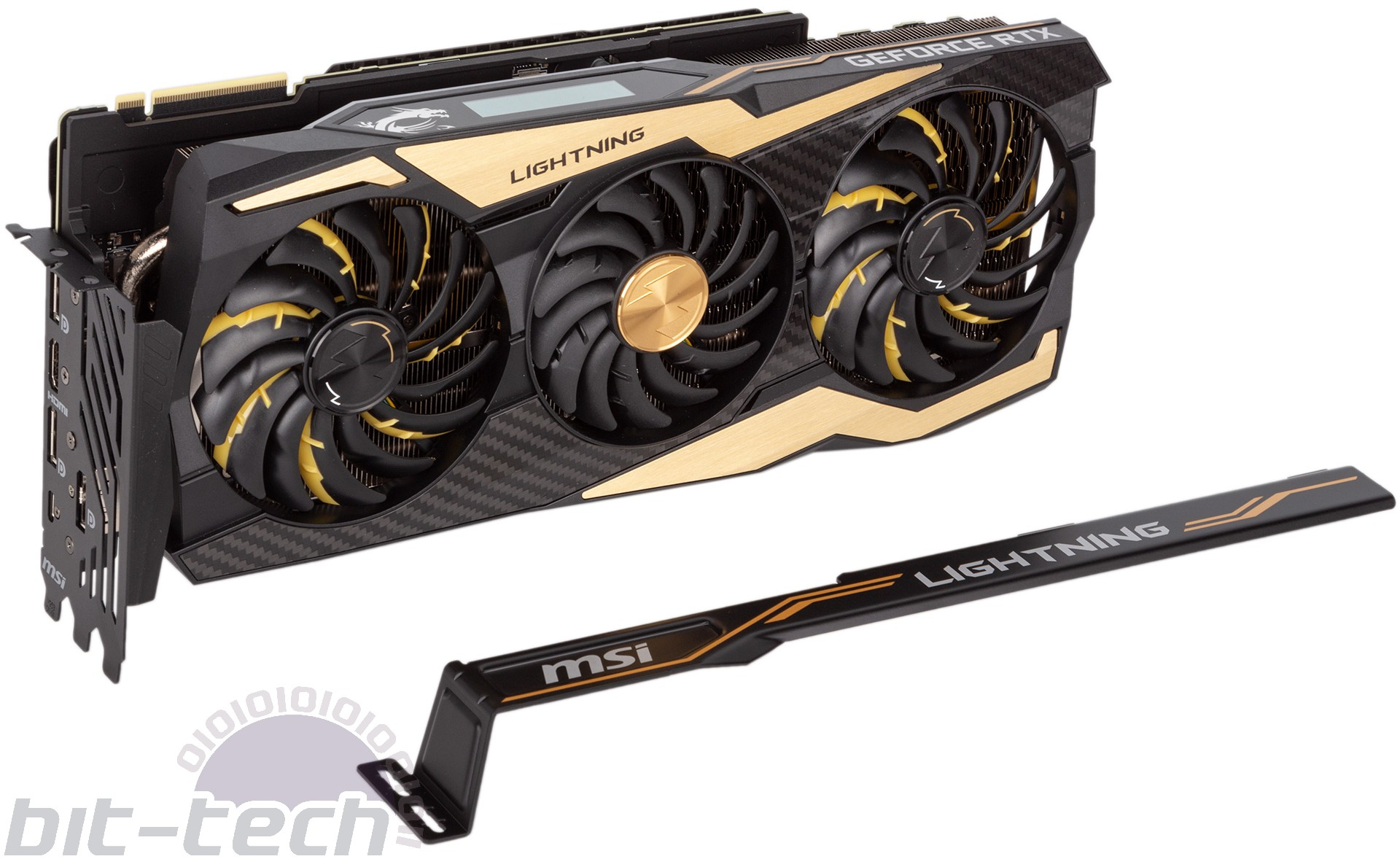 MSI GeForce RTX 2080 Ti Lightning Z Review | bit-tech net
